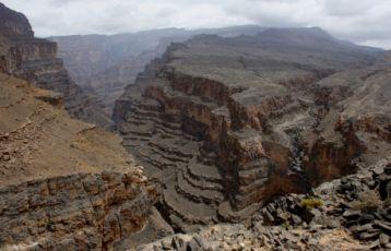 Oman Grand Canyon